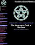 O alexandrino livro das sombras