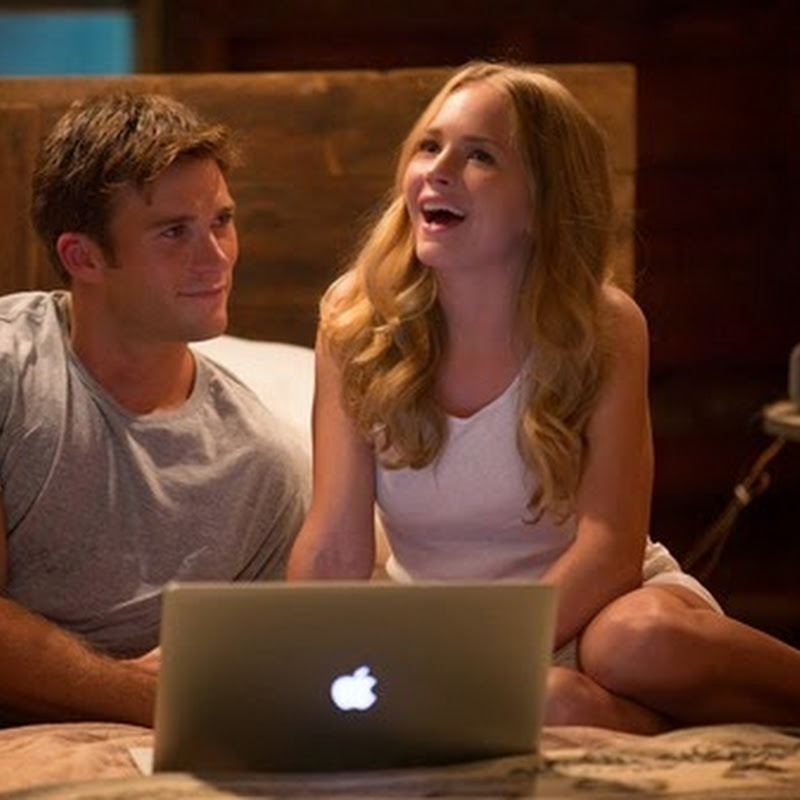 "Britt Robertson Fights For Love In ""The Longest Ride"""