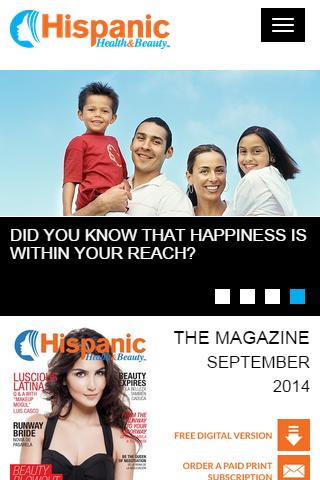 Hispanic Health Beauty
