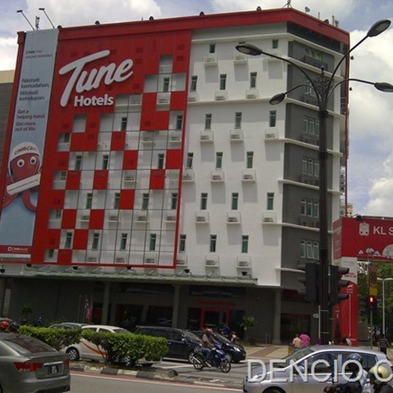 Tune Hotels Manila: How to Book a Room Online! - DENCIO COM