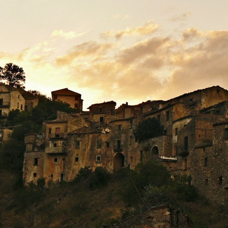 Italy's Earthquake Ravaged Ghost Towns
