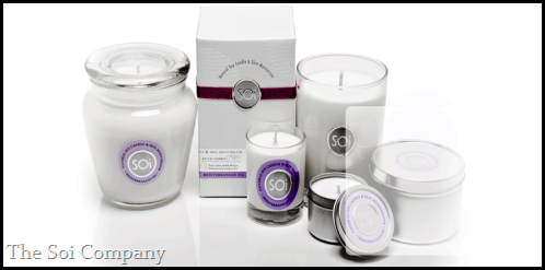 Soi Candle Variety