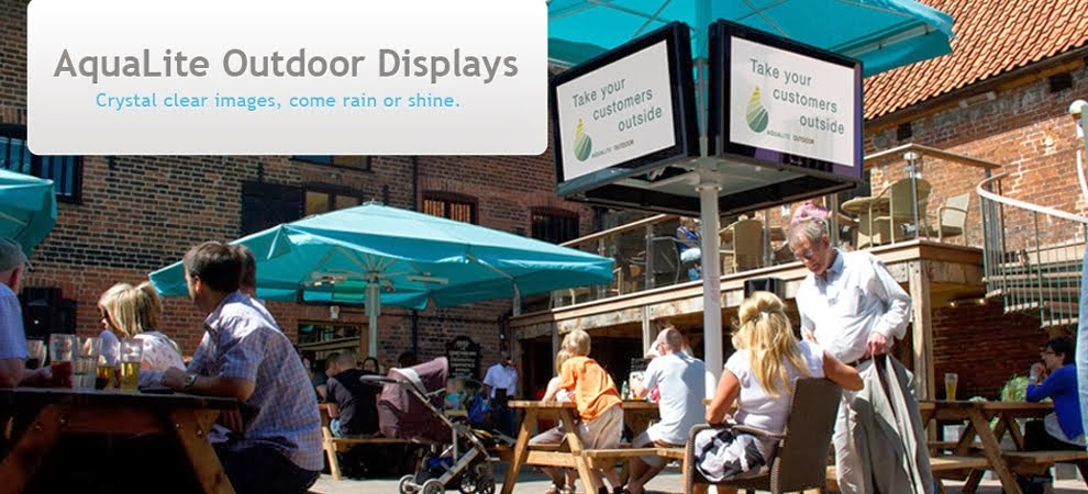 UK Waterproof TV Display Screens