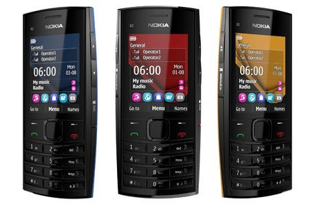 Nokia X2-02 - un telefono Dual SIM img 2