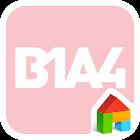 B1A4 LINE Launcher Theme icon