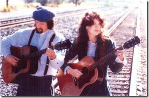 Phil Lancaster和Alison Moore