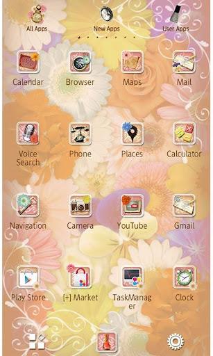 Flower Wallpaper Happiness 1.2 Windows u7528 3