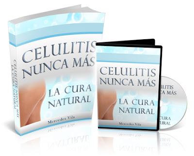 CELULITIS NUNCA MÁS, La Cura Natural [ Curso Guía ] – El sistema seguro y natural que termina con la celulitis