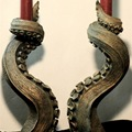tentacle candlesticks
