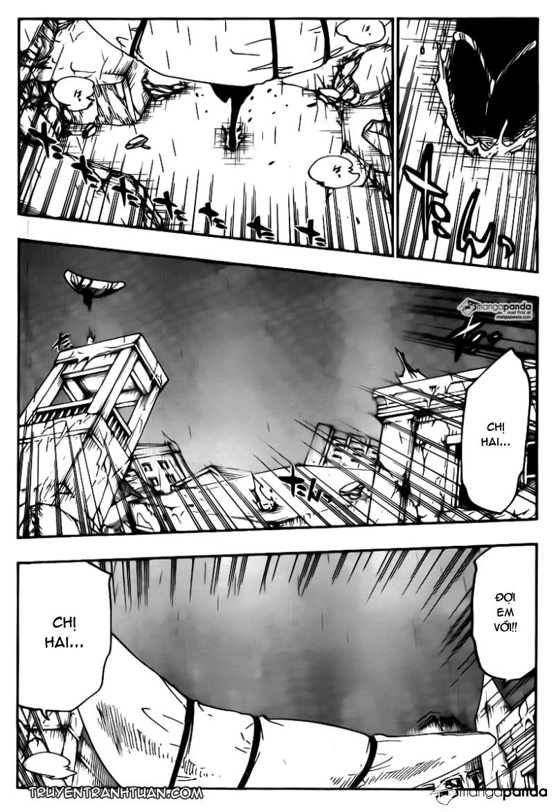 Bleach chapter 606 trang 5