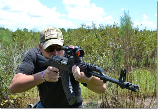AMERICAN GUN REVIEW: Ultimak AK-47 Scope Mount (M1-B) - Review