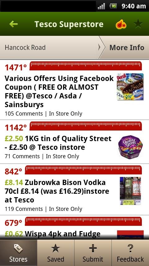 Basket Buddy HUKD Groceries - screenshot