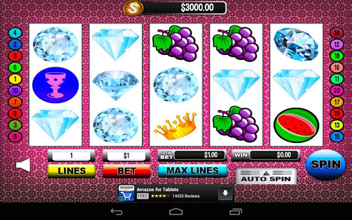 Royal Gems Classic Slots Free