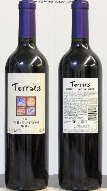 Terralis Cabernet Merlot