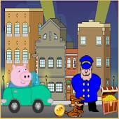 Pepe Pig Car