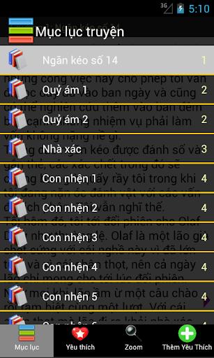 【免費娛樂App】Truyện Ma Nguyễn Ngọc Ngạn-APP點子