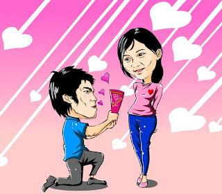 Tunjukkan Rasa Cinta Pada Pasangan Dengan 7 Cara Berikut Ini [ www.Up2Det.com ]