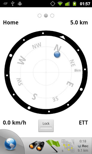 Maverick: GPS Navigation  screenshots 4