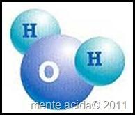 imagen de una molecula