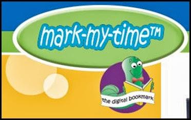 Mark my time Logo