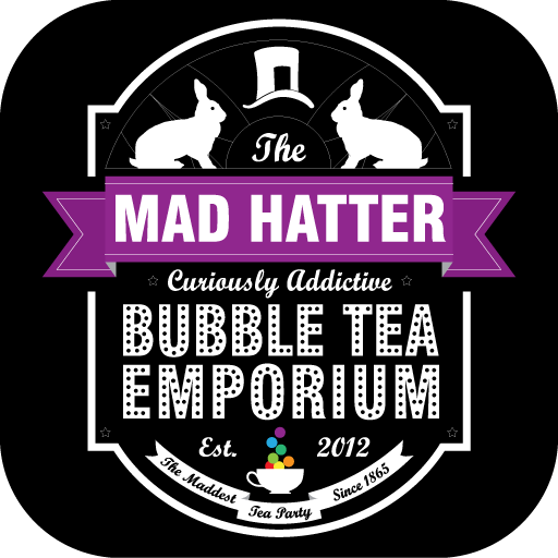 The Mad Hatter LOGO-APP點子