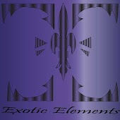 Exotic Elements Wallpaper