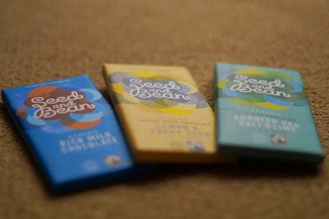 Seed and Bean chocolate review