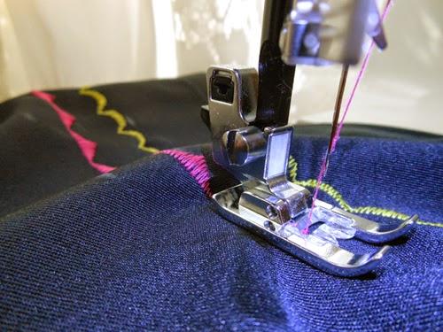 Como customizar ecobag com bordado na máquina