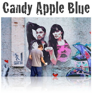 Candy Apple Blue - Bio