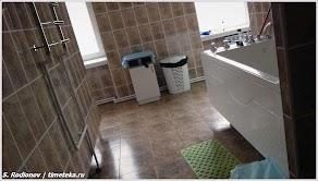 Лечебные ванны. Фото С.Родионова. www.timeteka.ru
