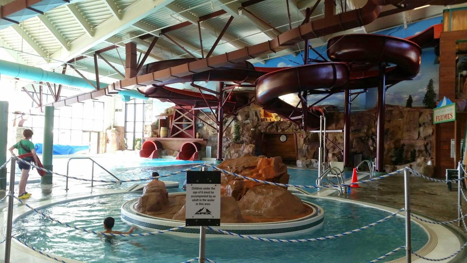 Explore Colorado Apex Aquatic Center