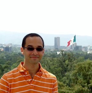 Me wtih Mexico City
