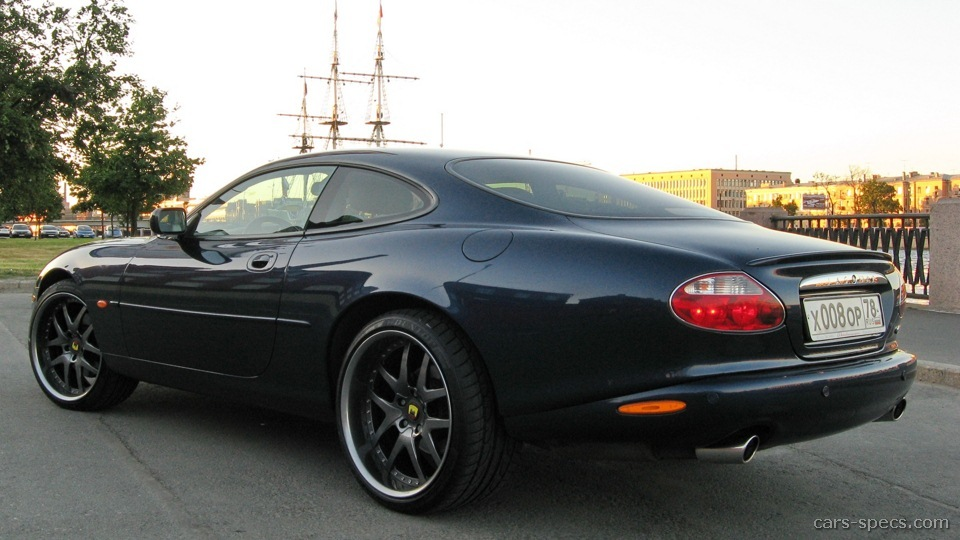 2001 Jaguar XK-Series XKR Silverstone Specifications ...
