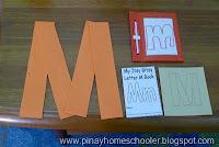 Letter Sounds and Writing Practice