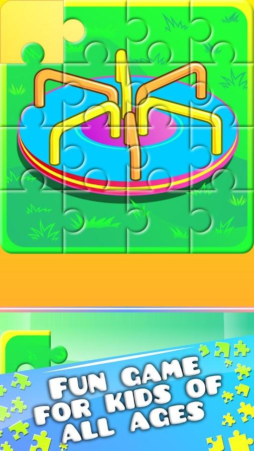Preschool Puzzle Games - screenshot