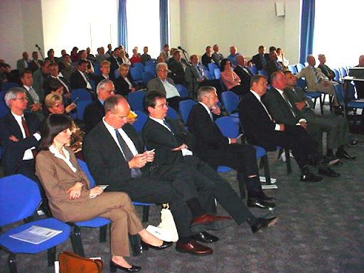 über 200 interessierte Gäste waren gekommen