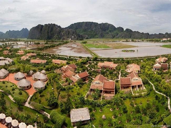 Ghé thăm Emeralda Ninh Bình Resort – Khu resort lớn nhất miền bắc