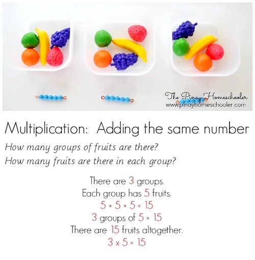 Multiplication 1