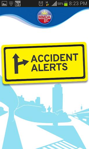 MMDA Accident Alerts
