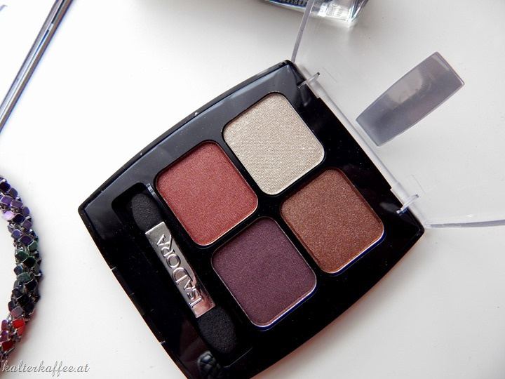 Isadora Coffee & Poetry LE Eyeshadows