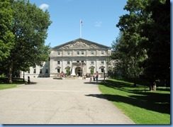 6509 Ottawa 1 Sussex Dr - Rideau Hall -  the official residence of the Governor General of Canada
