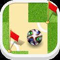 A bola - a linha icon