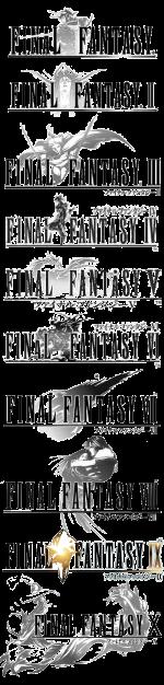 Final Fantasy I~X