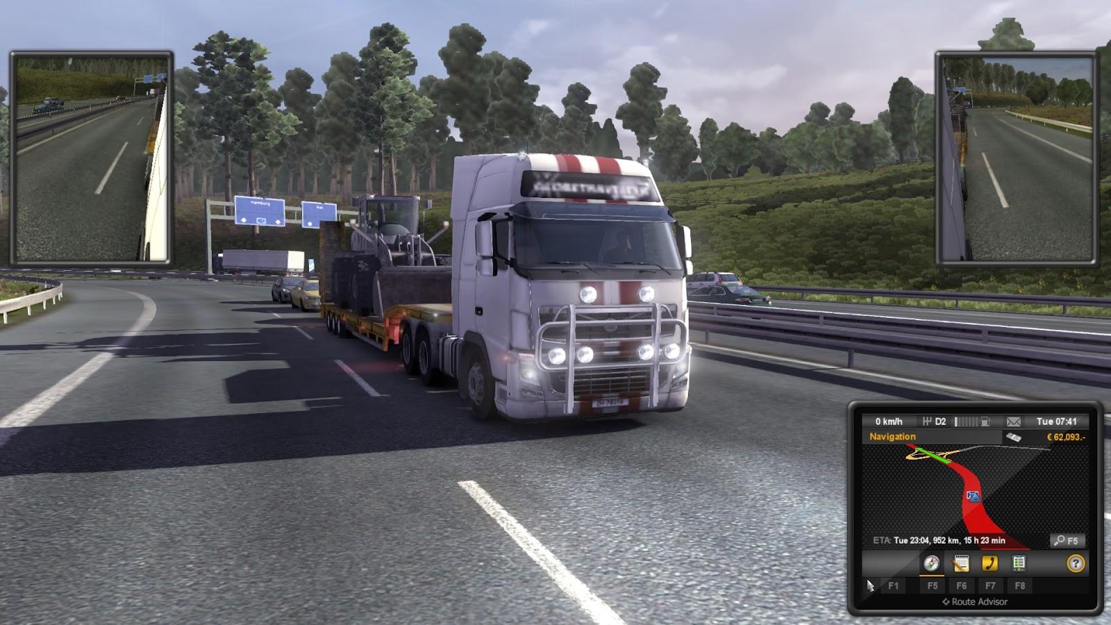 Eurotruck Simulator 2