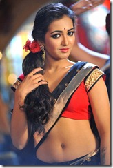 Catherine Theresa Latest Hot Navel Photos from Iddarammayilatho, Catherine Theresa Iddarammayilatho Latest Photos Stills Pics