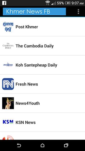 Khmer News FB