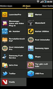 Hide Apps Pro - Root- screenshot thumbnail