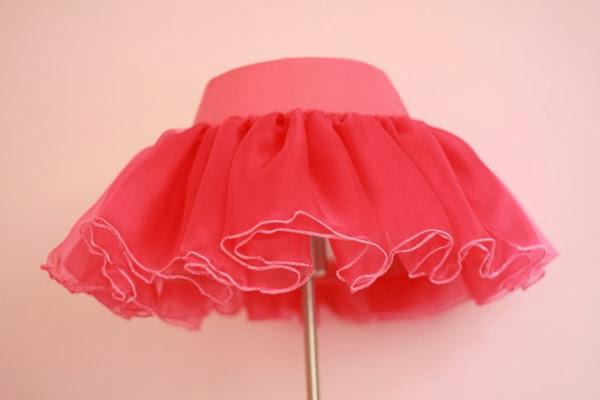 Ballerina Tutu Lampshade (11)