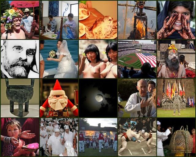 cultural rituals