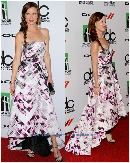 Juliette Lewis Arrivals Hollywood Film Awards